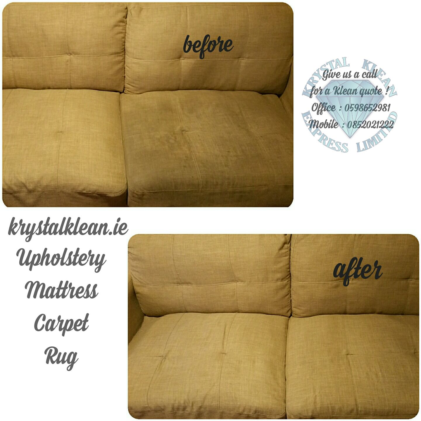 Sofa Cleaning Carlow Upholstery Cleaning Carlow