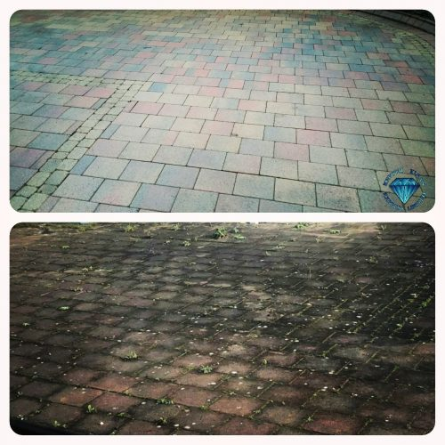 mobile power washing service