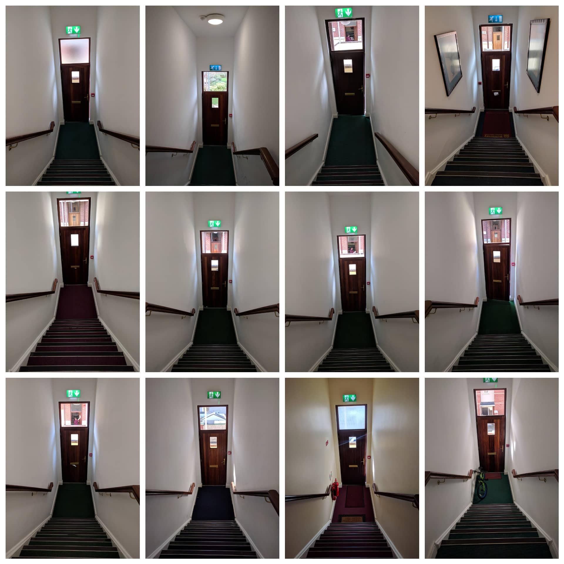 Apartment Hallway Cleaning Dublin