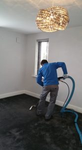 Deep Clean Carpet Cleaning