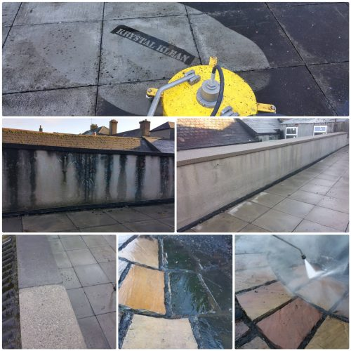 Power Washing Services Dublin